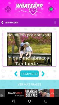 Amor para WhatsApp apk screenshot