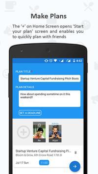WhatsDplan- explore,plan,book! apk screenshot