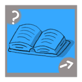 What's Next? Book icon
