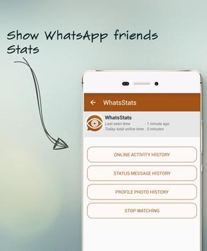 WhatsStats poster