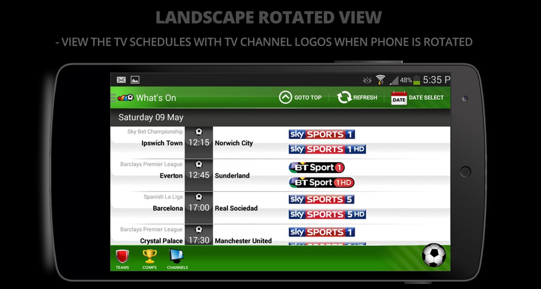 Live Football On TV APK Download