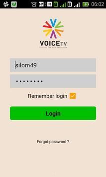 Voice Talk poster
