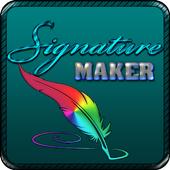 Fancy Signature Maker icon