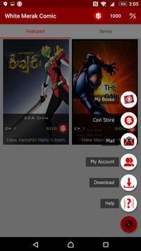 WM Comics apk screenshot
