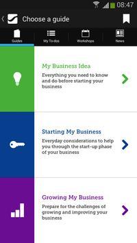 MyBusiness by Business Gateway apk screenshot