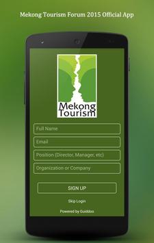 Mekong Tourism Forum 2016 apk screenshot