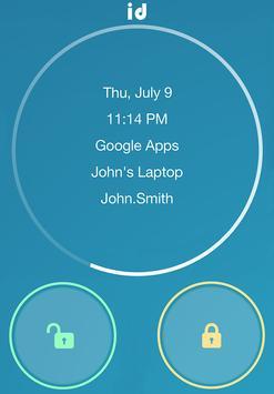 NoPassword by WiActs apk screenshot