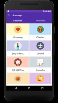 Greetings - Great Messages SMS apk screenshot