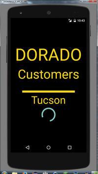 DORADO Tucson poster