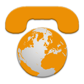 Calling Card GeoDialer icon
