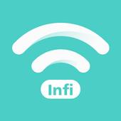 Infi Free WiFi icon