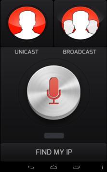 WiFi Walkie Talkie - Free apk screenshot