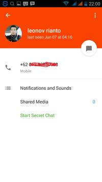 IKIFA-MESSENGER apk screenshot