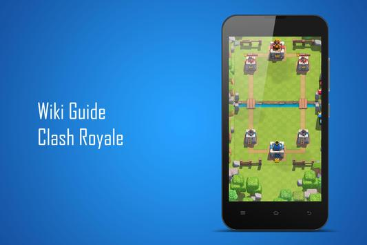 Wiki Guide: Clash Royale poster
