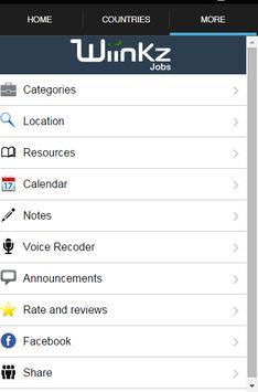 Job Search Wiinkz apk screenshot