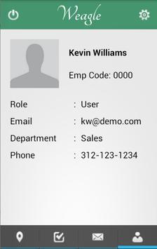Weagle Field Force Manager apk screenshot