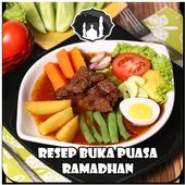 Resep Buka Puasa Saat Ramadhan icon