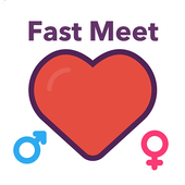 FastMeet: Chat, Flirt and Love icon