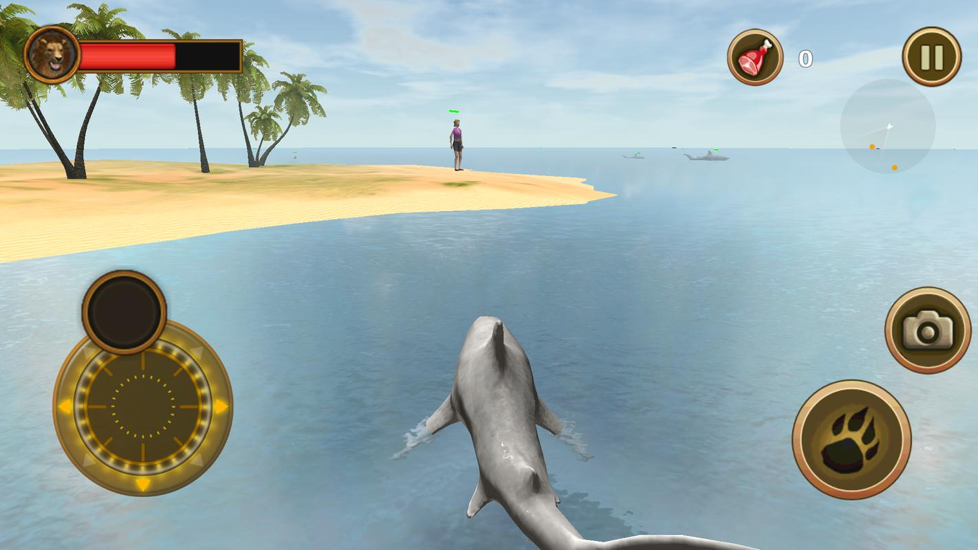 deadly shark attack apk action game for android deadly shark attack apk screenshot
