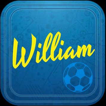 All William sport app poster