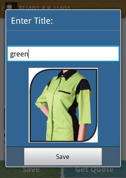 CY Uniform apk screenshot