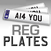 Regplates Number Plates App icon