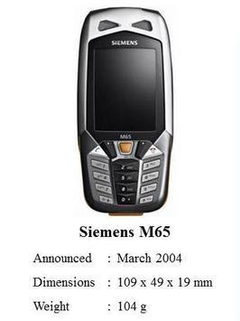 Old Mobile Phones Catalogue apk screenshot