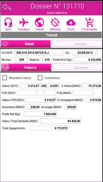 WinApp Logistics Commis apk screenshot