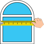 Windowmaker Measure icon