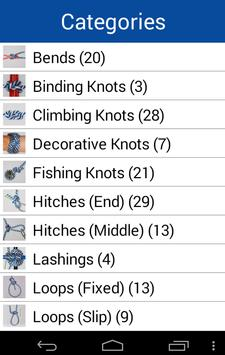 Knot Guide Free ( 100+ knots ) poster