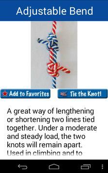Knot Guide Free ( 100+ knots ) apk screenshot