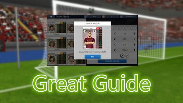 Guide: Dream League Soccer 16 poster