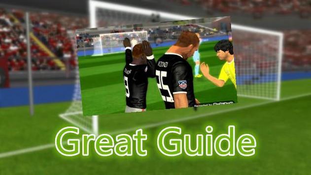 Guide: Dream League Soccer 16 apk screenshot