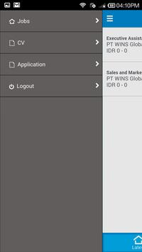WINS Global Jobs apk screenshot