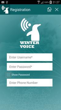 WinterVoice apk screenshot