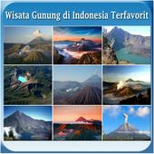 Wisata Gunung di Indonesia icon