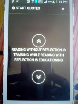 Wisdom Drops apk screenshot