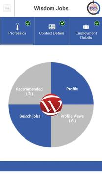 WISDOM JOBS .COM apk screenshot
