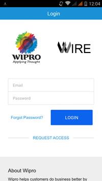 Wipro Wire poster