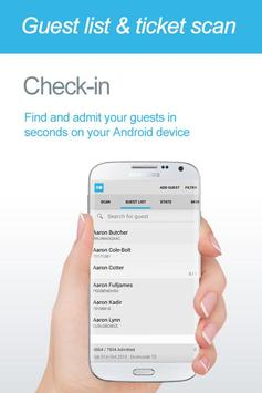 Qflow - Ticket Scan & Check In apk screenshot