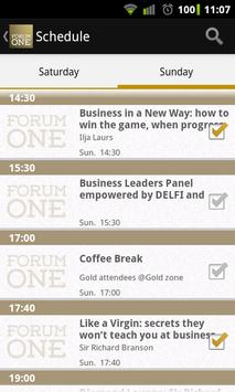 Forum One Leadership Forum apk screenshot