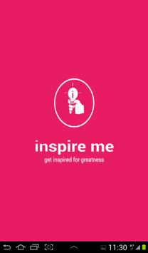 Inspire Me poster