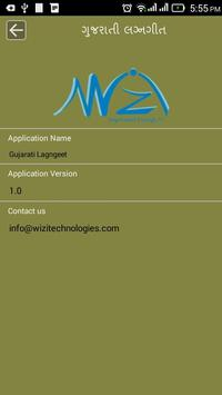 Gujarati Lagnageet apk screenshot