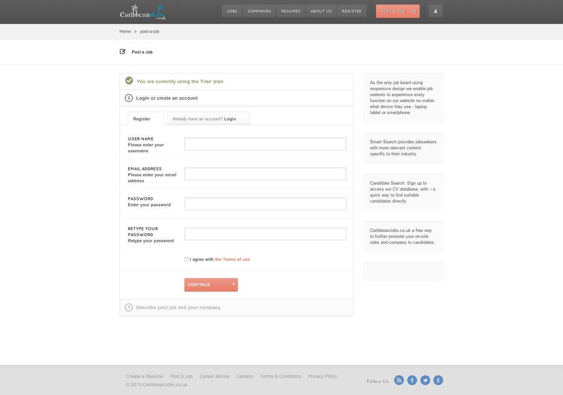 caribbean jobs apk business app for android caribbean jobs apk screenshot
