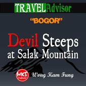Devil Steeps at Salak Mountain icon