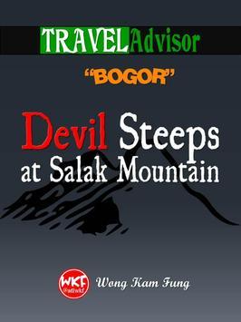 Devil Steeps at Salak Mountain poster