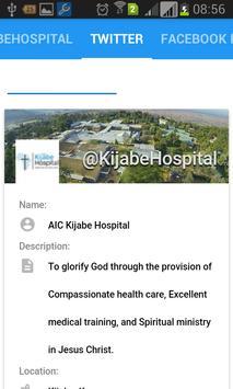 kijabe hospital apk screenshot