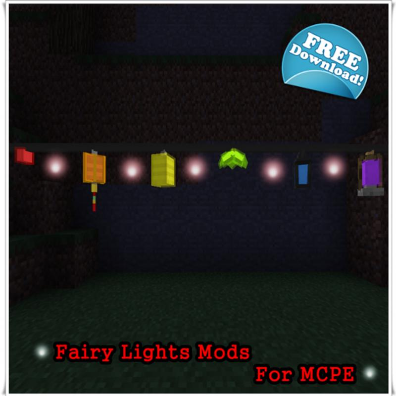 Fairy Lights Mod For Mcpe Apk Download Free