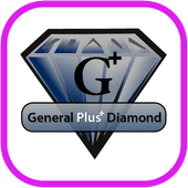 General Plus Diamond icon
