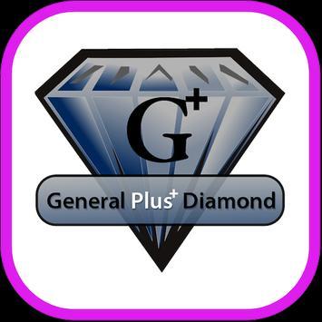 General Plus Diamond poster